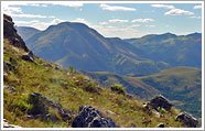 Swaziland Mountains